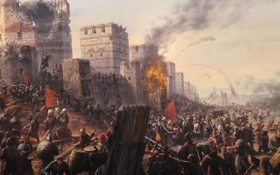 Batalla de Constantinopla