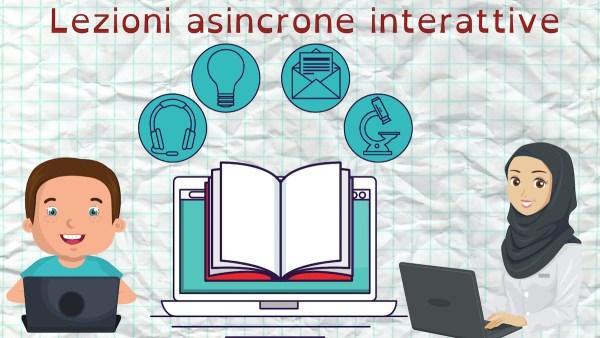 LEIZONI ASINCRONE INTERATTIVE