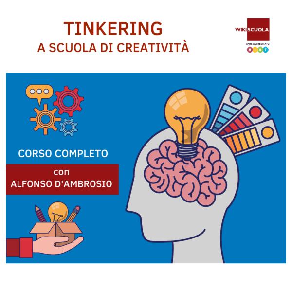 Dambrosio Tinkering – quadrato