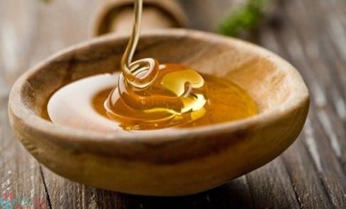 العسل لعلاج الحروق
