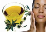 minyak zaitun untuk wajah