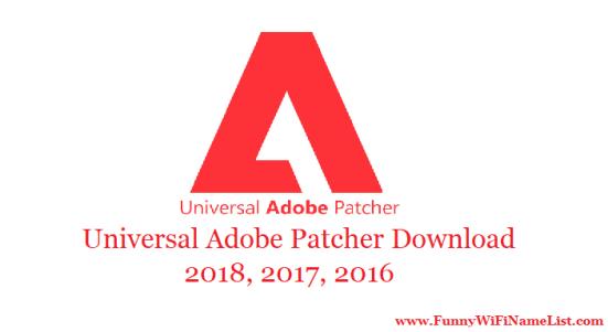 universal adobe patcher-www.wikishout.com