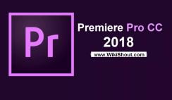 Adobe Premiere Pro CC 2018 Free-www.wikishout.com