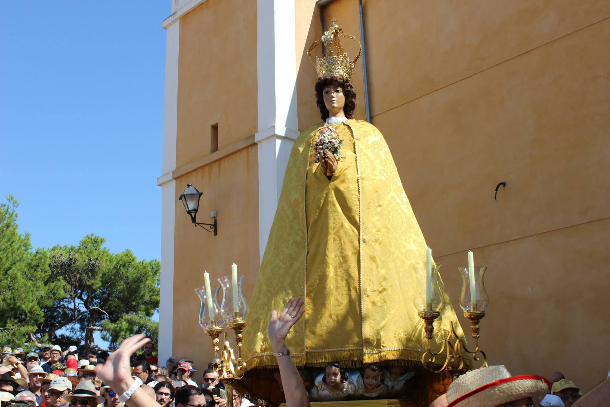 De legende van Hondón de las Nieves