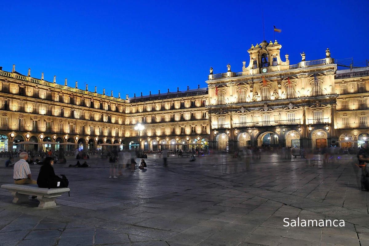 Salamanca, Castilla y León