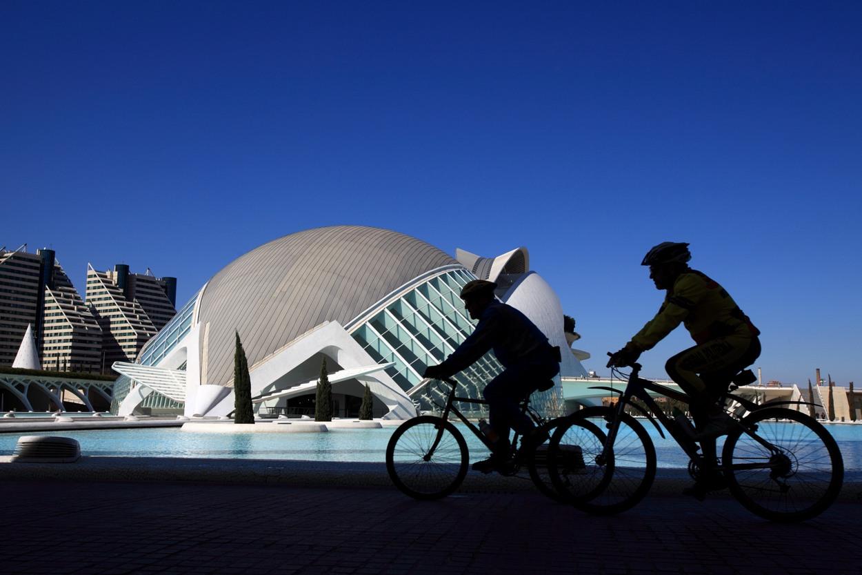 De 12 beste steden van Spanje om te fietsen