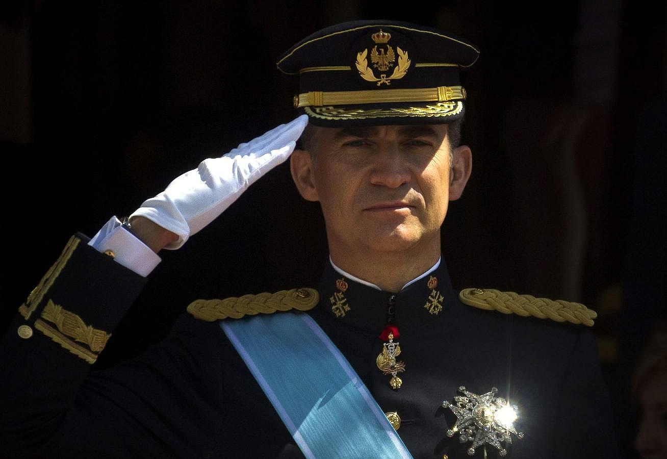Koning Felipe VI van Spanje