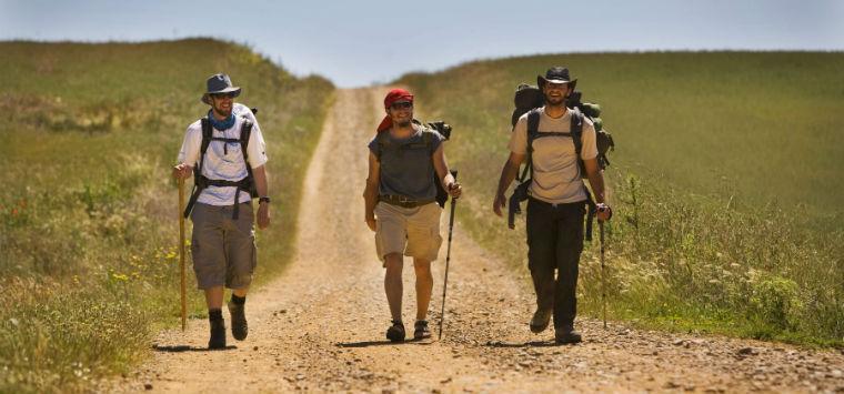 Wandelen Camino Santiago