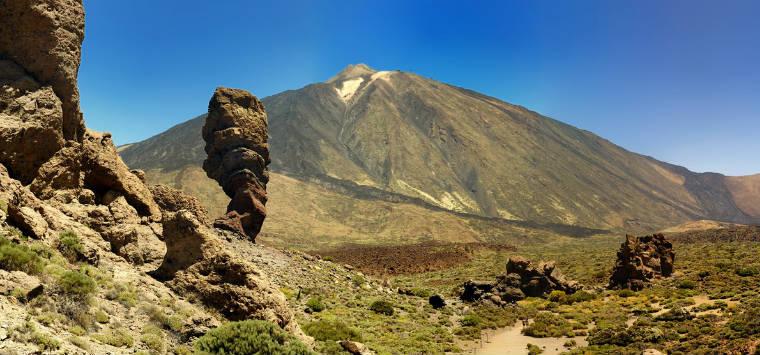 Wandelen Teide