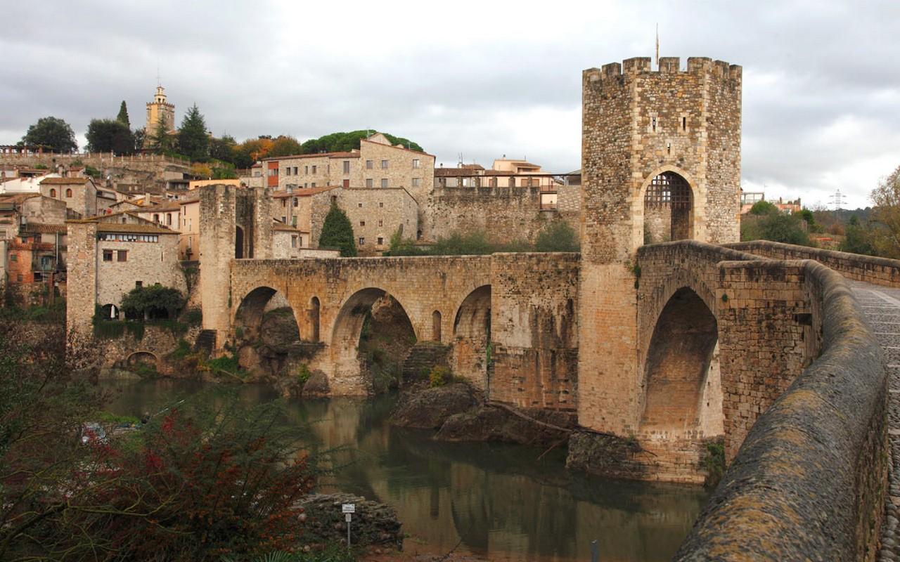 Besalú, Girona (Catalonië)