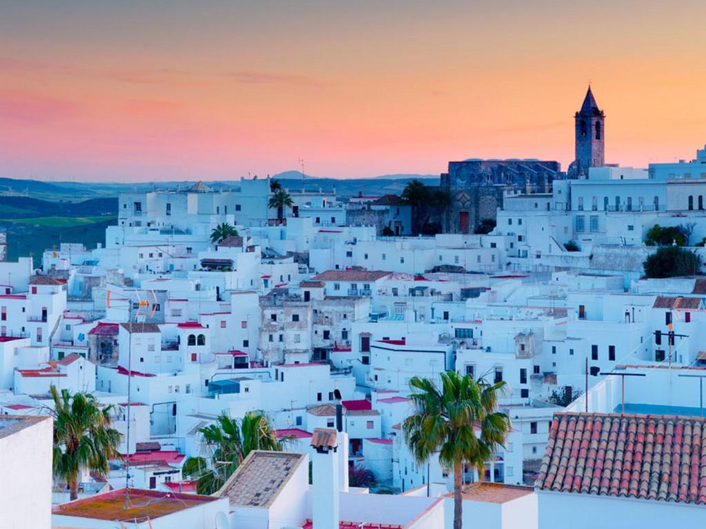 Dorpen op heuvels – Vejer de la Frontera (Cádiz)