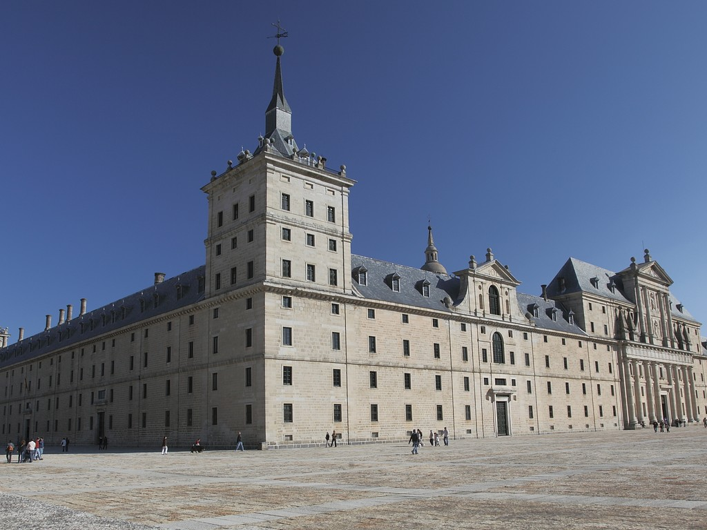 El Escorial, Madrid