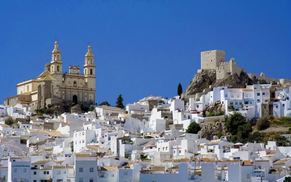 Fotogalerij: De Mooie Witte Dorpen Van De Provincies Cádiz, Sevilla En Córdoba