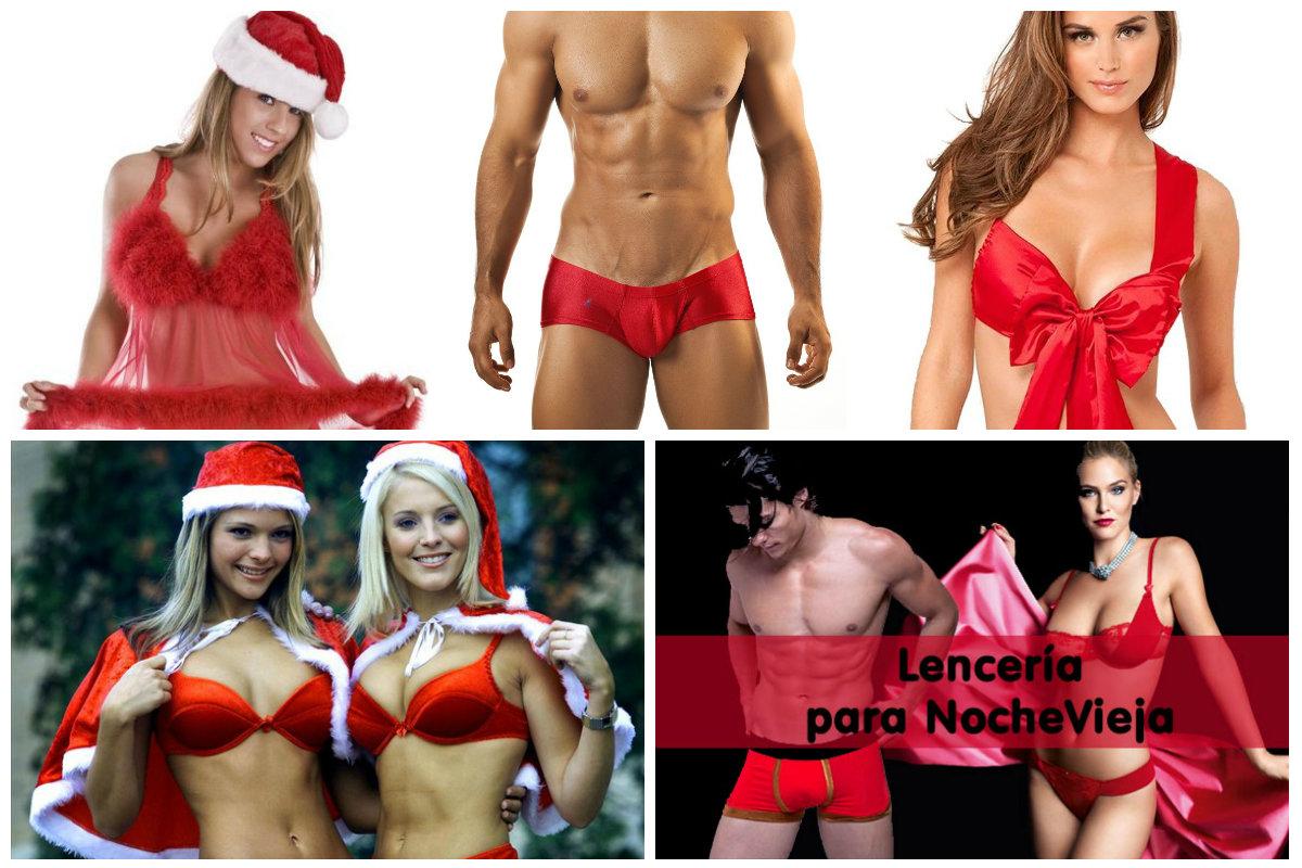 Rode lingerie brengt Spanjaarden een gelukkig nieuwjaar