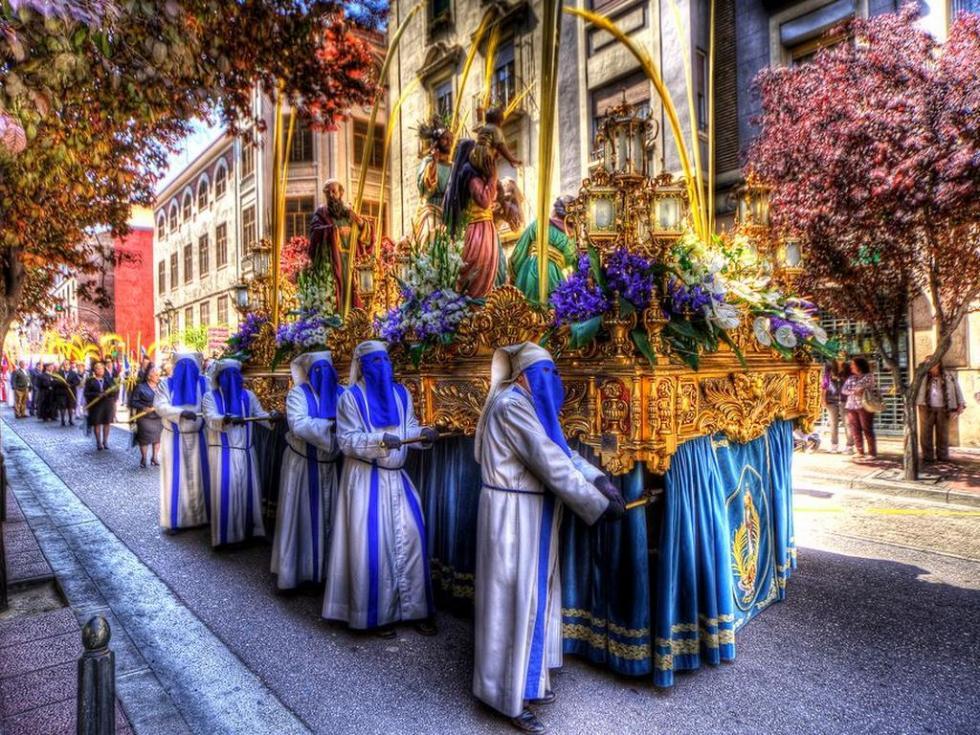 Fotogalerij: Semana Santa Spanje In Beeld