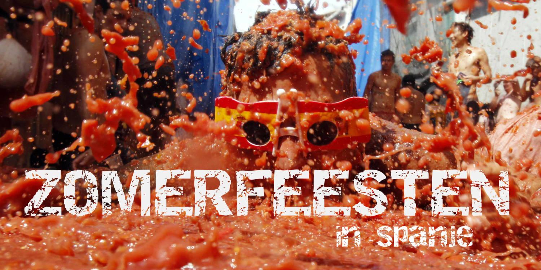 Dit zijn Spanje's populairste zomerfeesten