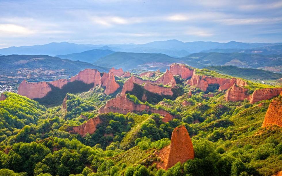 Fotogalerij: De Spaanse Natuur In 38 Prachtige Foto's