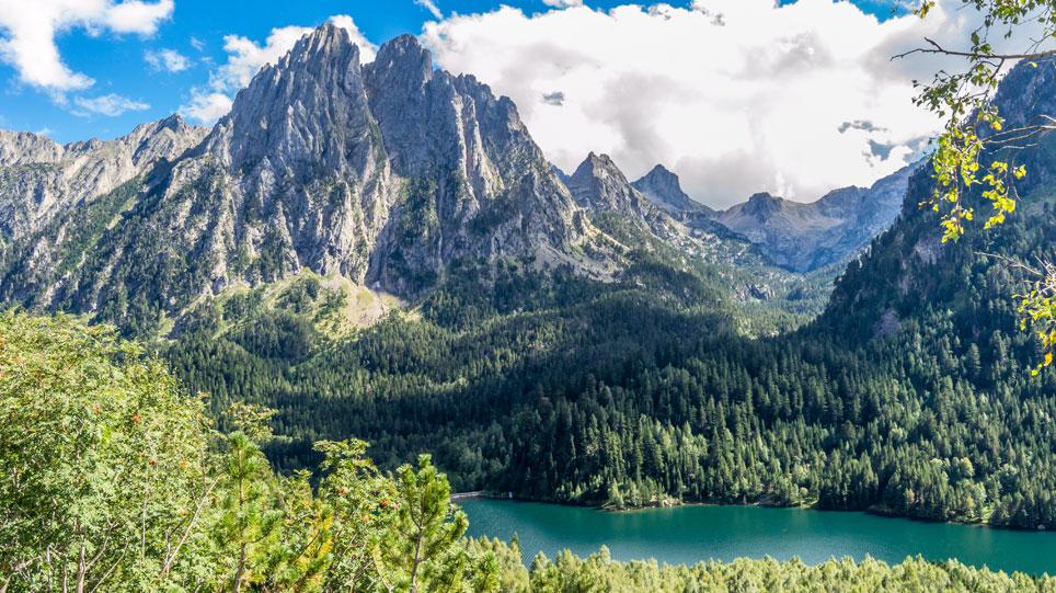 Nationaal Park Aiguestortes I Estany De Sant Maurici