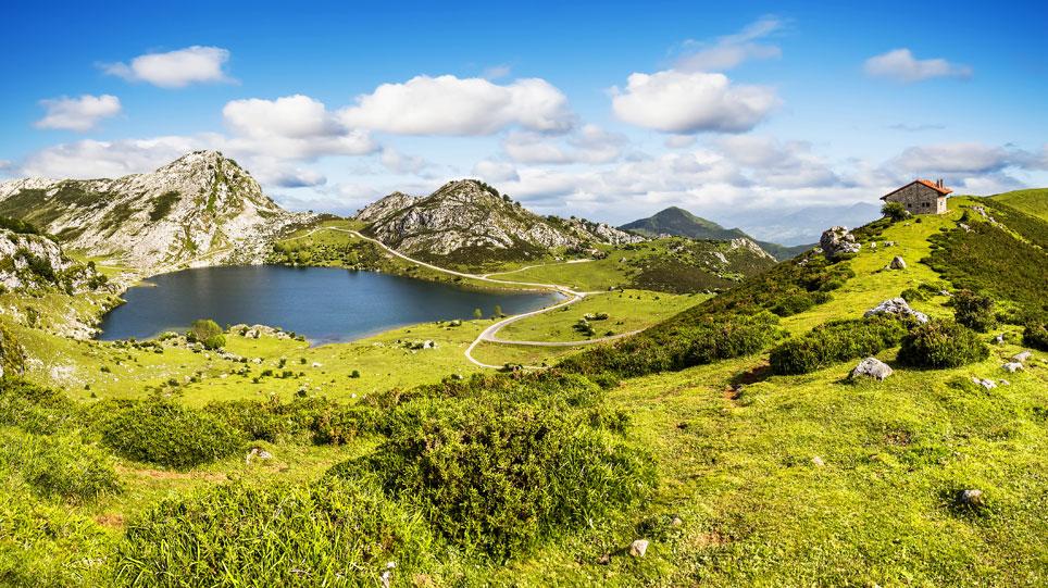 Nationaal Park Picos De Europa