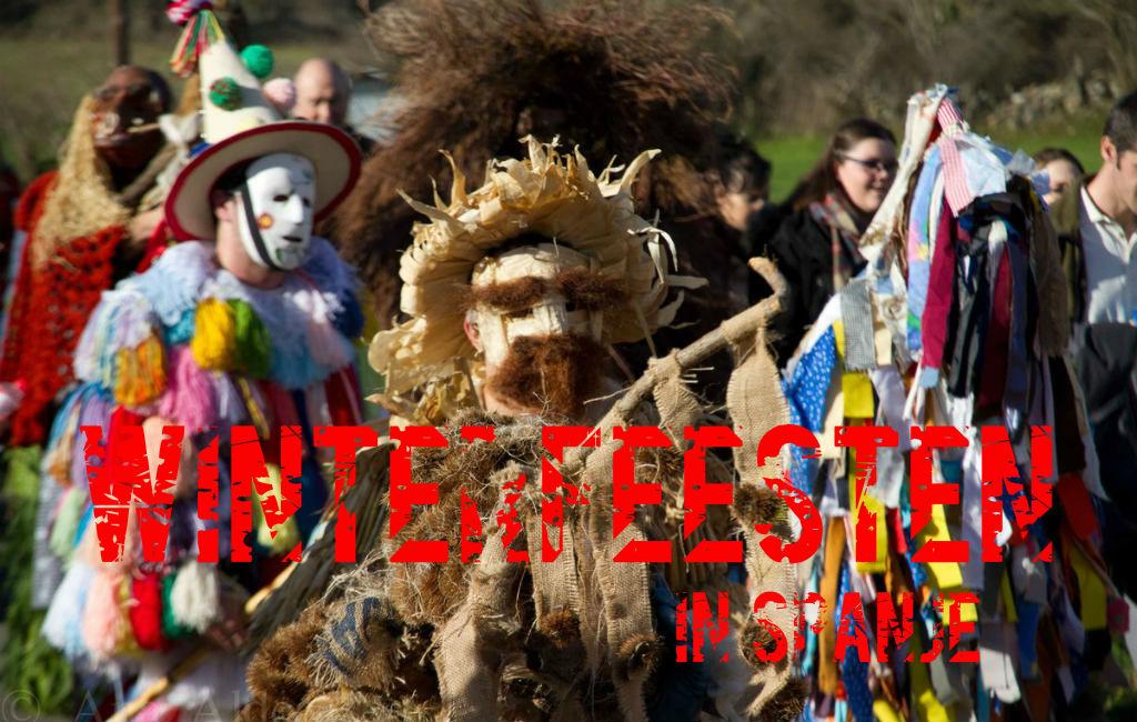 Overzicht van feesten gedurende de wintermaanden in Spanje