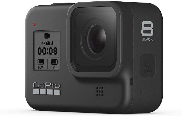 GoPro Hero8 Black camera