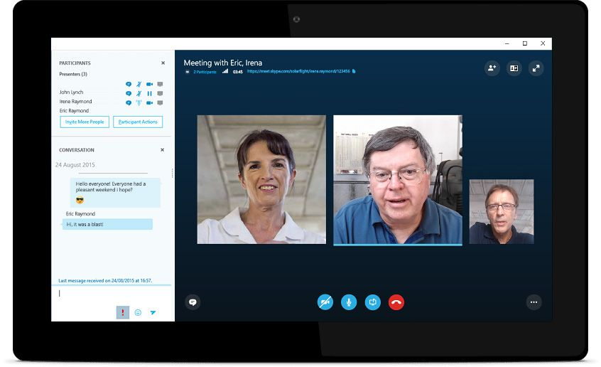 How to make a Skype video call without a Skype account