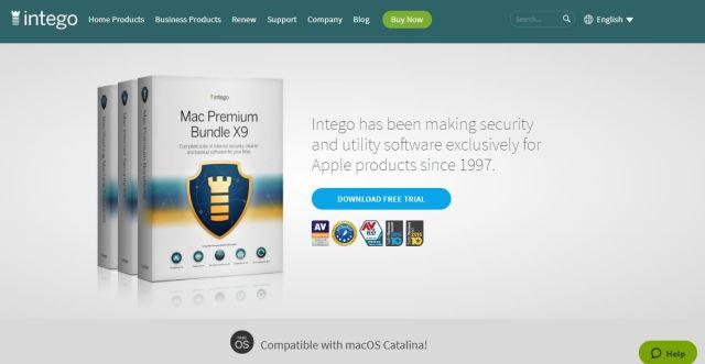 Intego for Mac