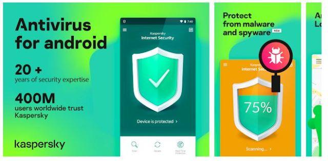 Kaspersky Antivirus Android Free