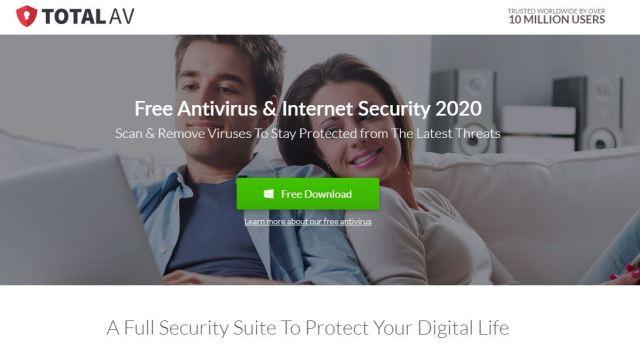 Total AV Antivirus