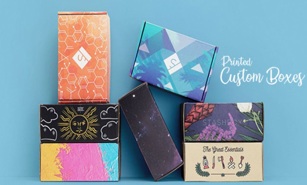 How Custom Printed Boxes Can Help You Increase Your Sale