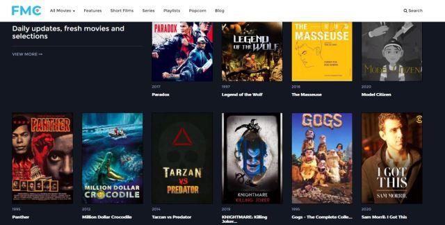Free Movie Cinema