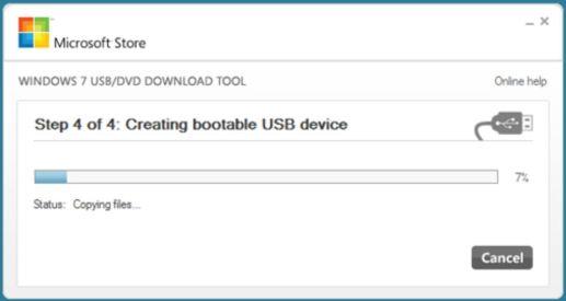 win7 usb download tools