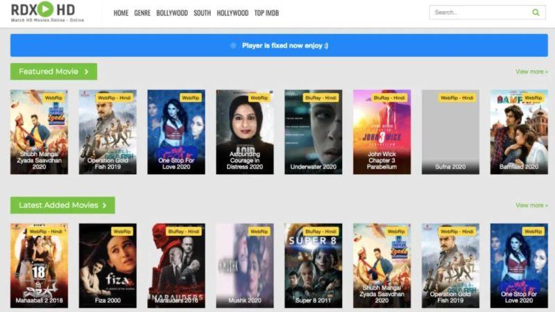 Rdxhd 2020 latest Bollywood movies download 300mb movies hindi dubbed movie