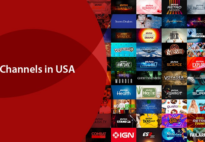 Most Popular TV Channels in USA