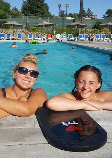 Santa Rosa swim classes