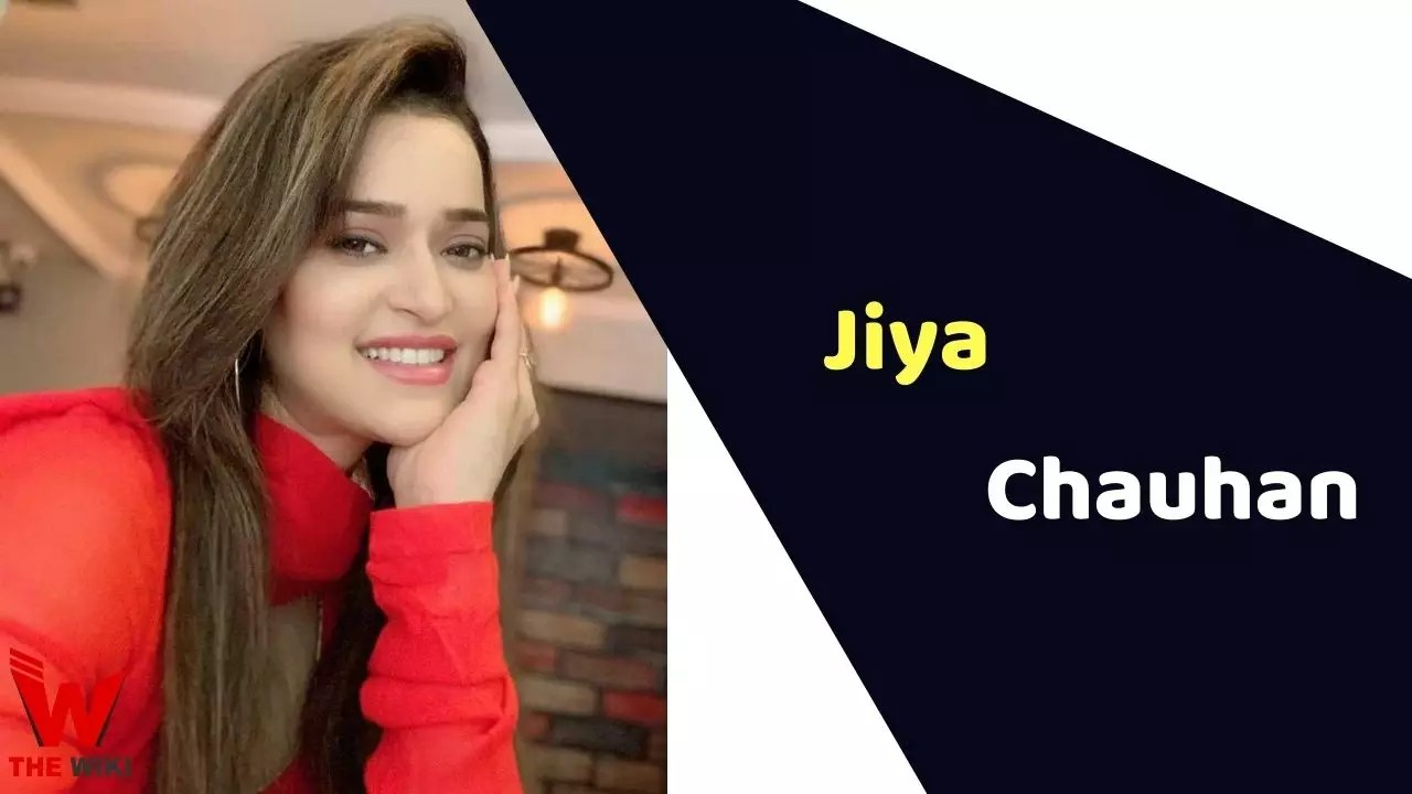 Jiya Chauhan (Actress)