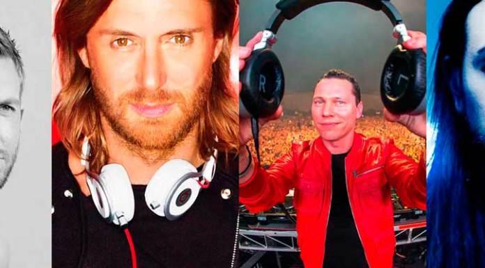 Los 10 DJs mejor pagados del mundo