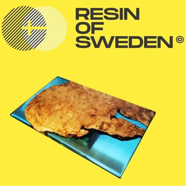 Resin of Sweden Epoxy kristallklart och prisvärt