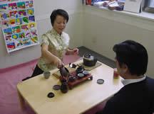 中国語講座 ある日の授業