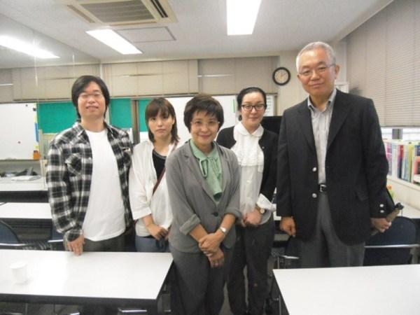 日本語講師養成講座修了式