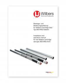 Montageanleitungen für Wilbers Fahrwerke