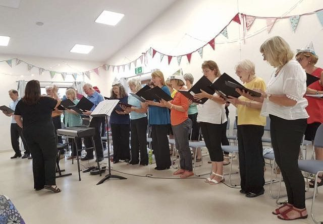 Summer Concert Wilbrahams' Community Choir