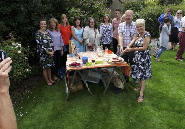 Well-brahams :A Summer Garden Party