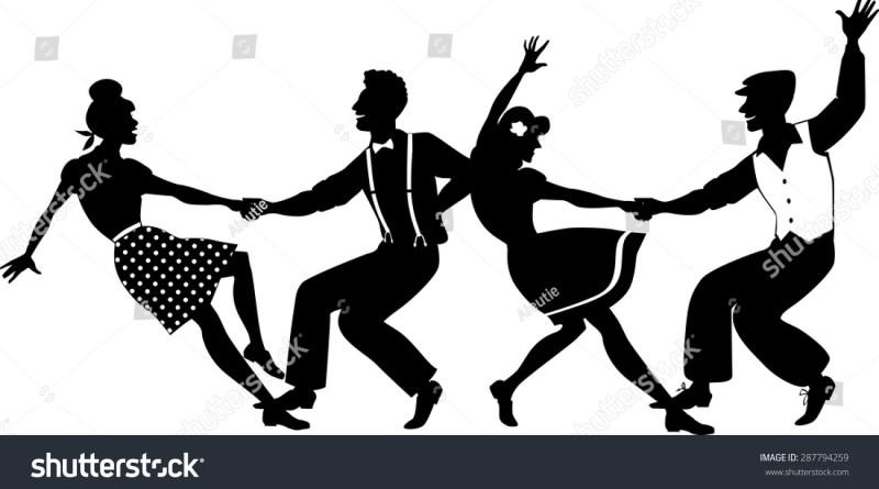 40s Swing Dance