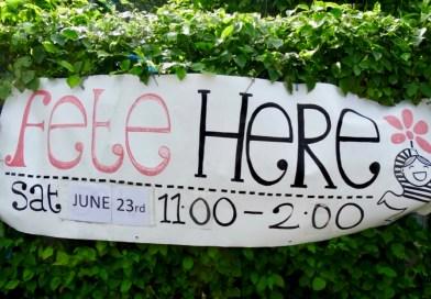 Wilbrahams School Fete 23rd June 11am – 2pm