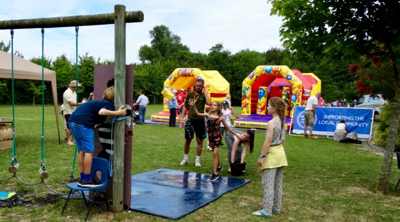 Wilbraham School Fete raises funds for the school including hi-tech