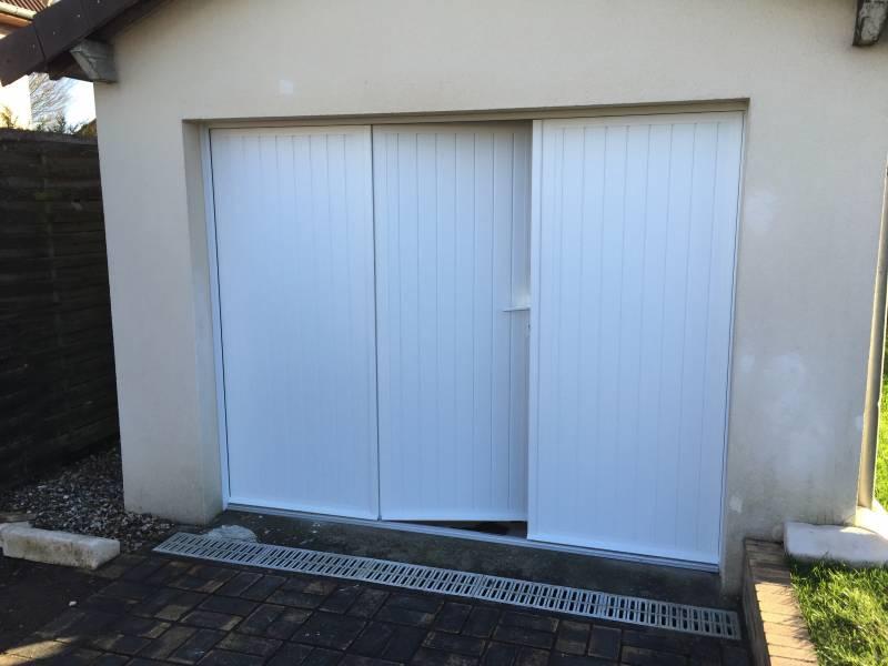 Porte De Garage 78 Porte Sectionnelle Automatique