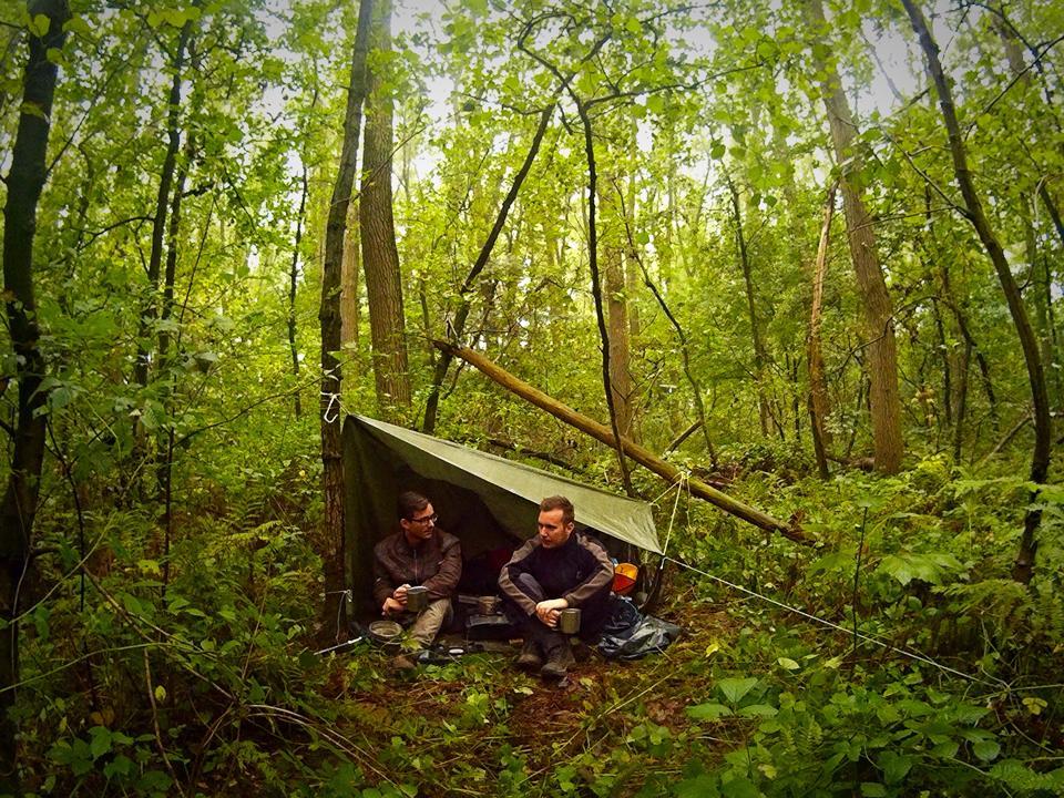 Kan je wildkamperen in Nederland?