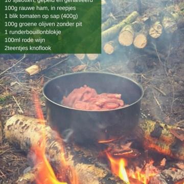 Kook je eigen Bushmeal