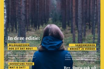 Nieuwe editie gratis magazine wildkamperen